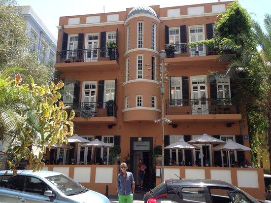 Hotel Montefiore: Montefiore hotel