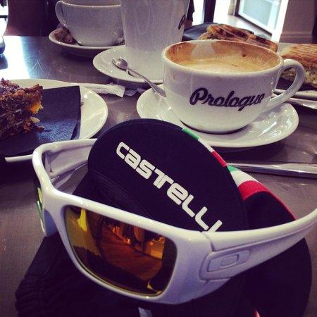 Prologue Performance Cycling: Prologue - Coffee and Cake