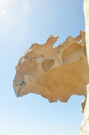 Roccia dell'Orso: The Bear (d'Orso)....bad shot