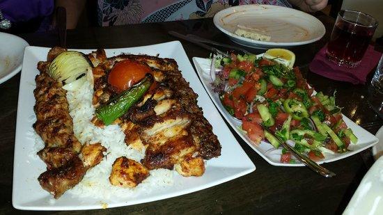Sultan Bbq: Family grill