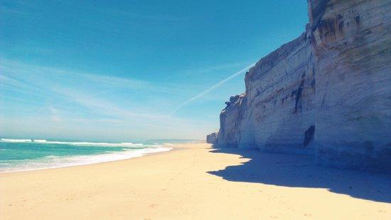 Praia D'El Rey Marriott Golf & Beach Resort: Hotel´s public beach