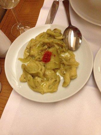 Adana Il Siniri Ocakbasi: Patlican salatasi