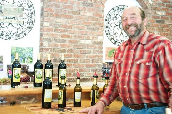 Frolicking Frog Cellars : Meet and Greet the Winemaker, Stu