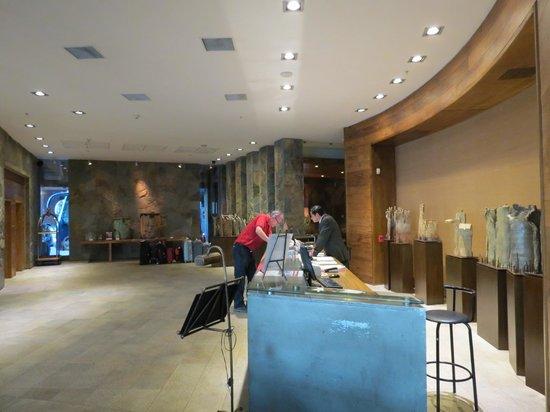 Radisson Hotel Puerto Varas: reception