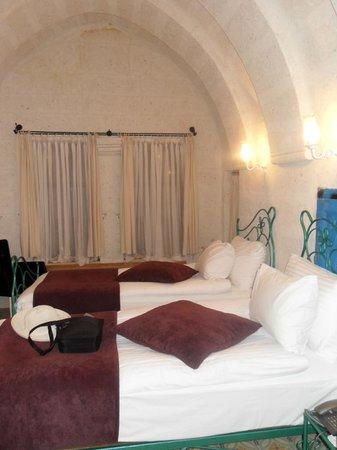 Tafoni Houses: Bedroom
