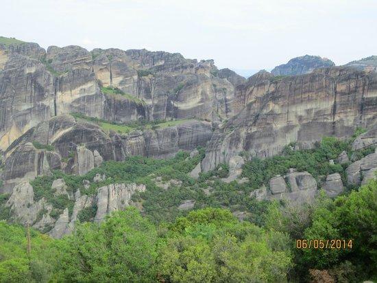 θέα δωματίου - Picture of Kastraki, Kalambaka - TripAdvisor