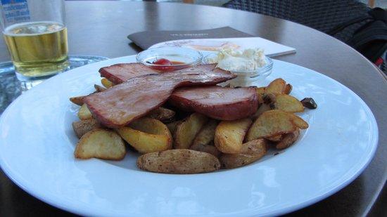 Vila Preseren: pork