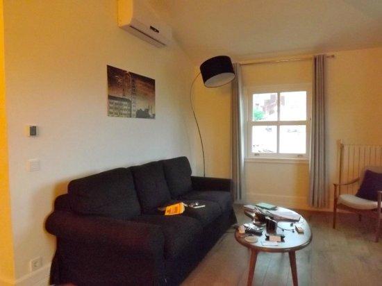 Casa di Bava Istanbul: sitting area