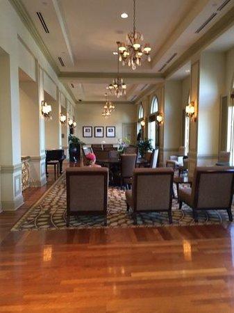 Westin Savannah Harbor Golf Resort & Spa: lobby