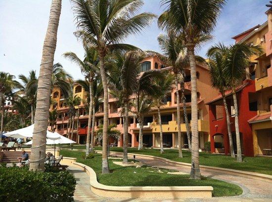 Playa Grande Resort : Building B (I think)