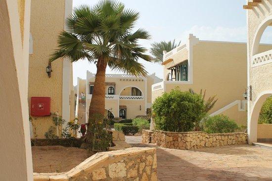Faraana Reef Resort : bungalowy