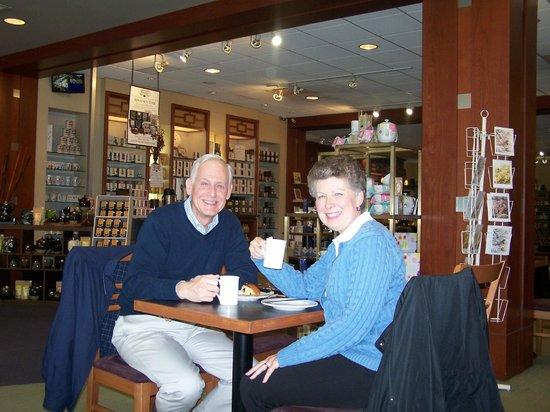 Murchie's: Best tea shop!