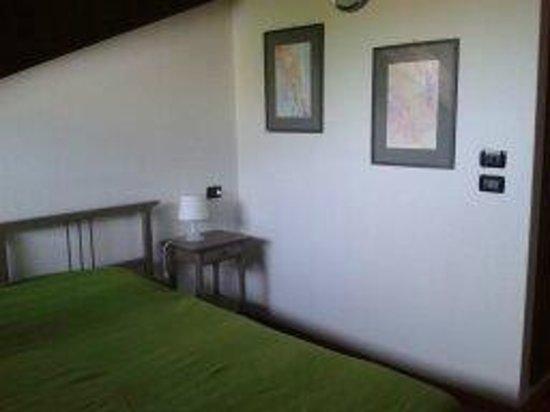 Distilleria Gualco : la chambre