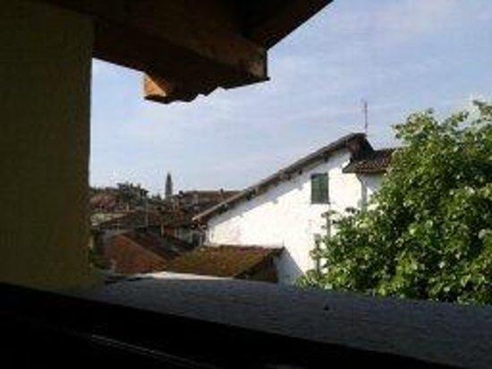 Distilleria Gualco : vue de la chambre