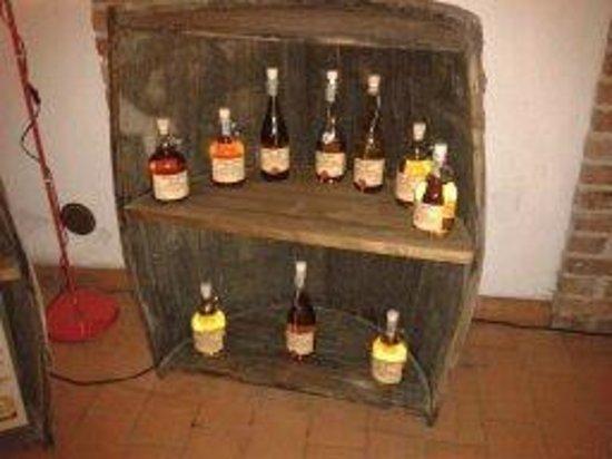 Distilleria Gualco : la distillerie