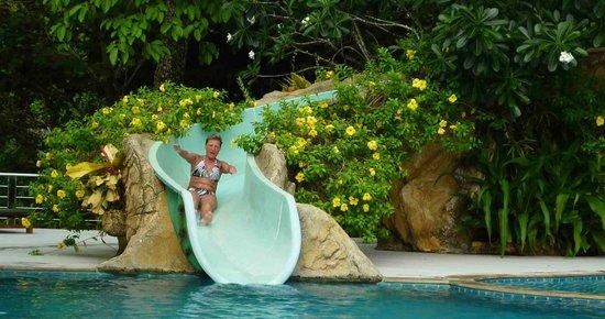 Chang Park Resort & Spa: В бассейне  Sea View
