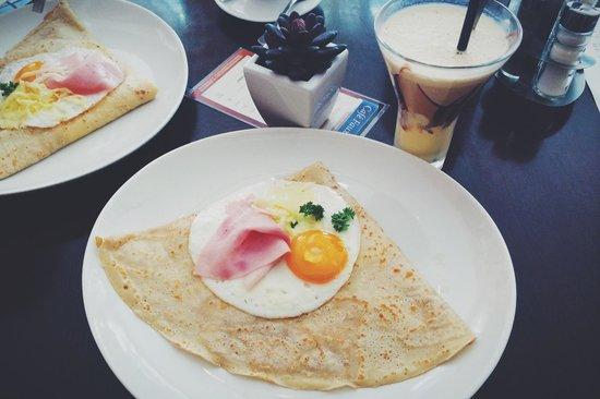 Cafe Faux Pas