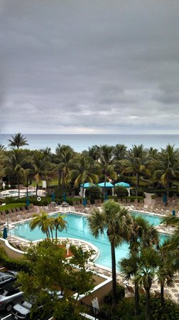 Marriott's Ocean Pointe : Nice view from our balcony