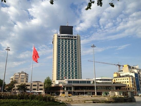 The Marmara Taksim: 14.05.2014
