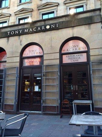 Toni Macaroni