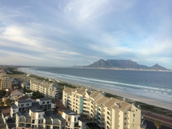 Aquarius Luxury Suites : Stunning view from balcony