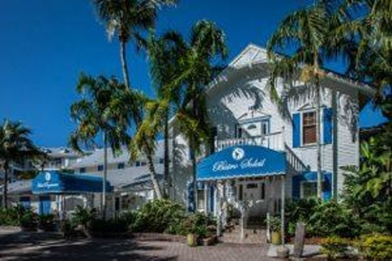 Olde Marco Island Inn and Suites: The Olde Marco Island Inn's restaurant - Bistro Soleil
