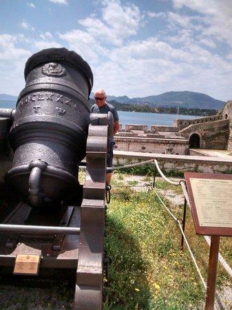 Old Fortress Corfu: Amazing