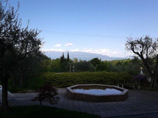 Hotel Ristorante Panoramica : panorama