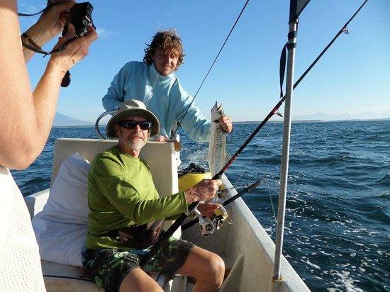 Suchitoto Adventure Outfitters: HOLY MACKAREL!! ceviche. Costa del Sol