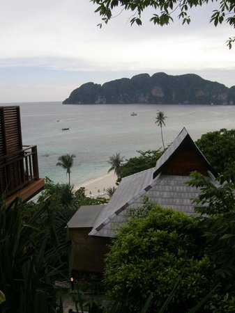 Phi Phi The Beach Resort: View from rooms