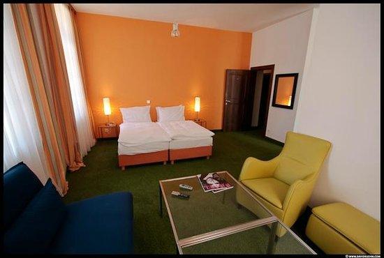 Mörwald Hotel Schloss Grafenegg: Zimmer