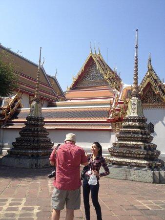 mandy - Picture of Bangkok Guide Smile, Bangkok - TripAdvisor