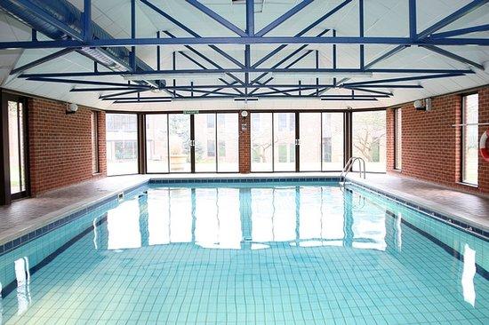 Health Fitness Club Spinning Studio Picture Of Eynsham Hall Hotel North Leigh Tripadvisor