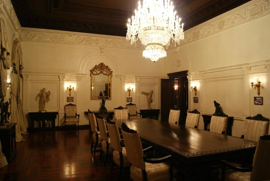 Presidential Museum and Library: Interior Malacanang Palace
