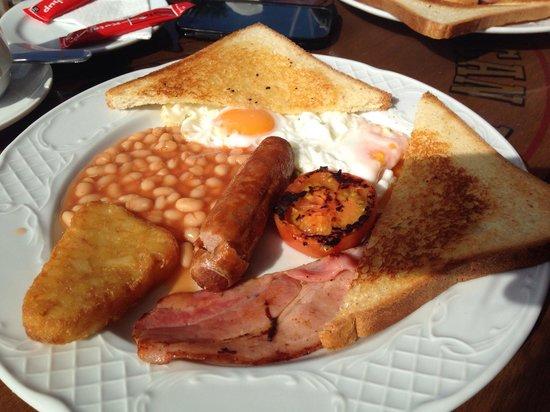 American Indian Cafe: Breakfast...yummy!!
