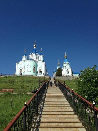 Monastery Kurskaya Korennaya Pustyn