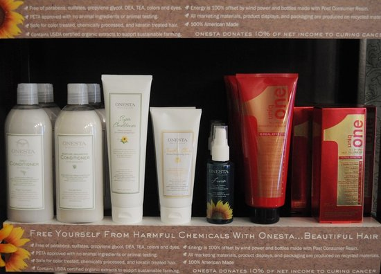 Spa 33: Hair Products