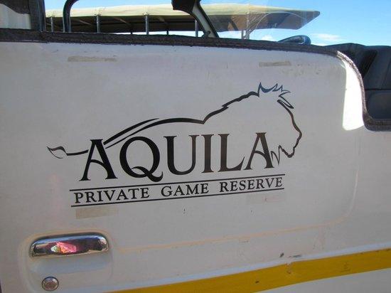 Aquila Private Game Reserve - Day Trip Safari: Aquila