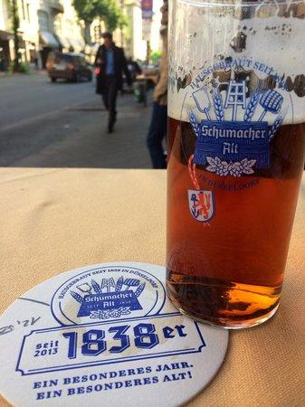 Brauerei Schumacher: Come for the beer