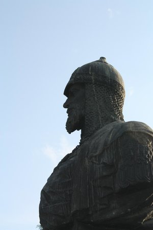 Monument to Alexander Nevsky