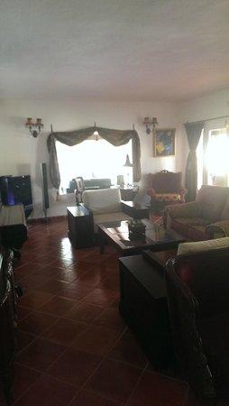 Malaga Hotel Picasso: Lounge