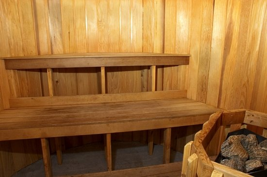 Auberge Beaux Reves Spa : Sauna