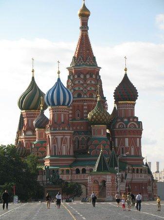 Basilius-Kathedrale: Красавец-собор
