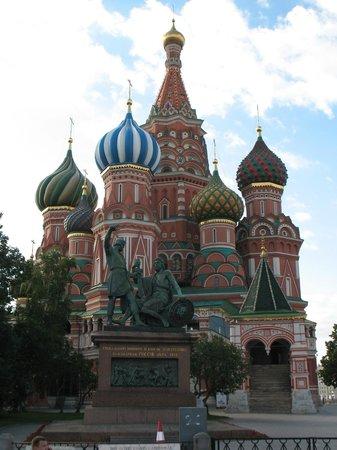 Basilius-Kathedrale: Храм Василия Блаженного