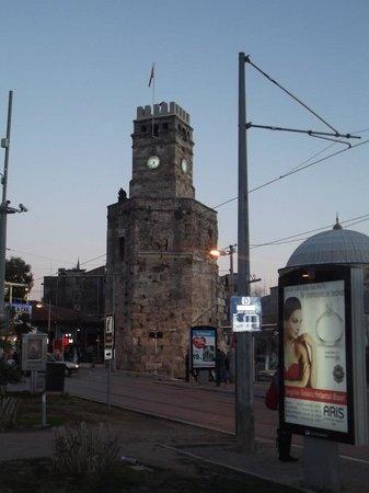 Antalya Saat Kulesi : Clock Tower