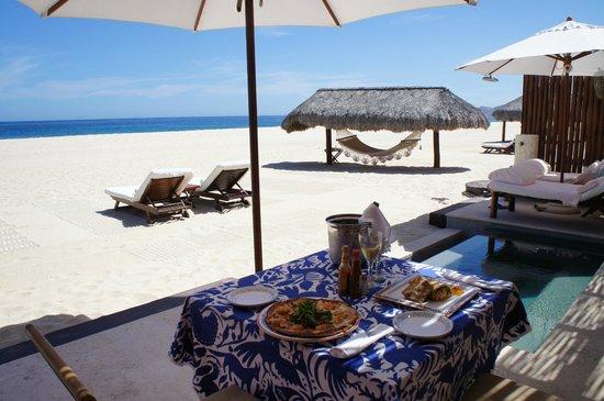 Las Ventanas al Paraiso, A Rosewood Resort: Beach Cabana