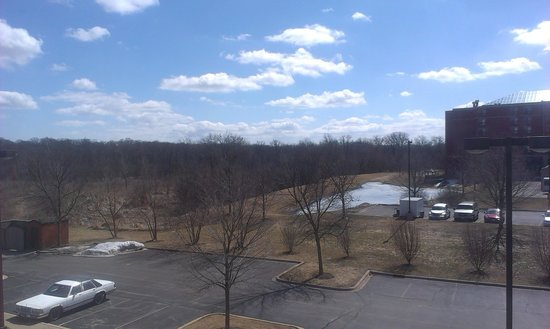Extended Stay America - Chicago - Vernon Hills - Lake Forest : The View from Room