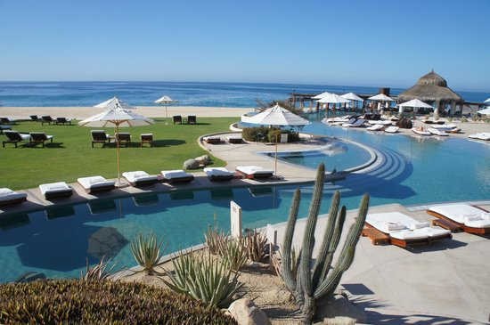 Las Ventanas al Paraiso, A Rosewood Resort: Main Pool