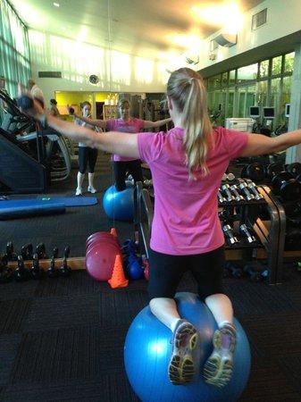 Sanctuary Camelback Mountain : Gym