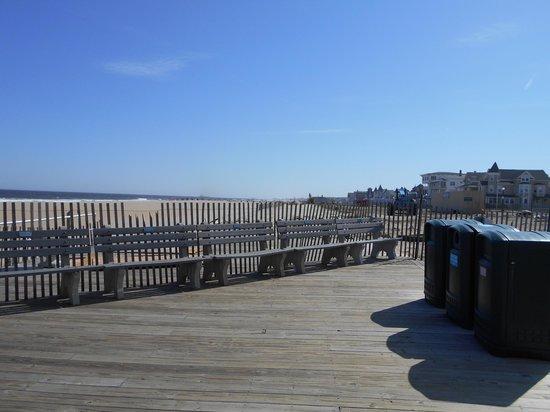 Ocean Grove Beach: New boardwalk to be built in Ocean Grove